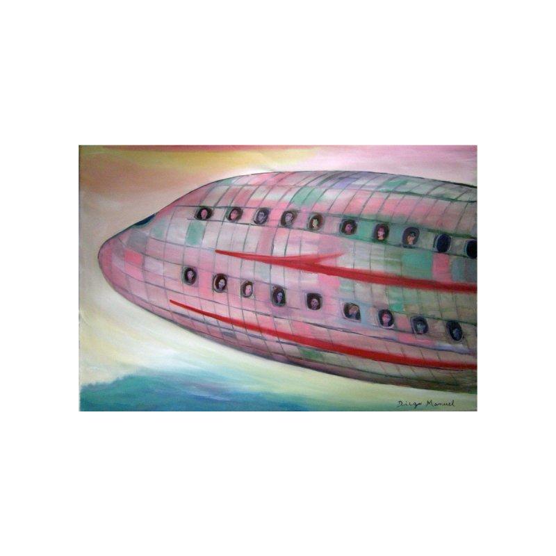 El avión 3 by diegomanuel's Artist Shop