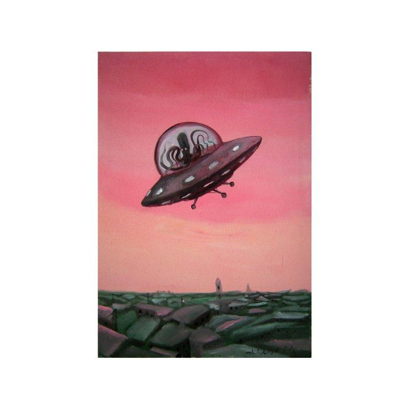 Visita extraterrestre by diegomanuel's Artist Shop