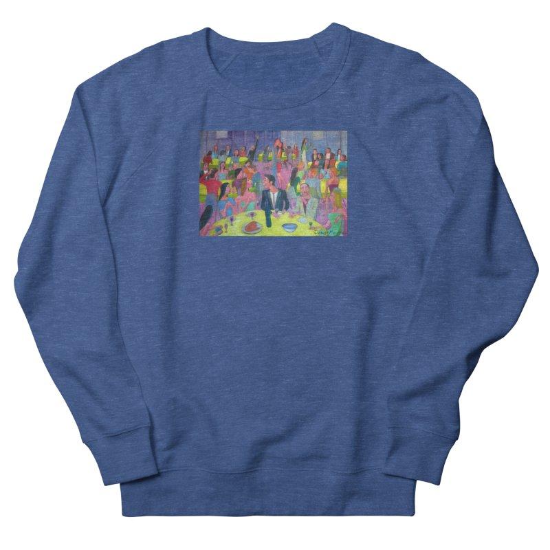 Social meeting 10 Men's Sweatshirt by Diego Manuel Rodriguez Artist Shop