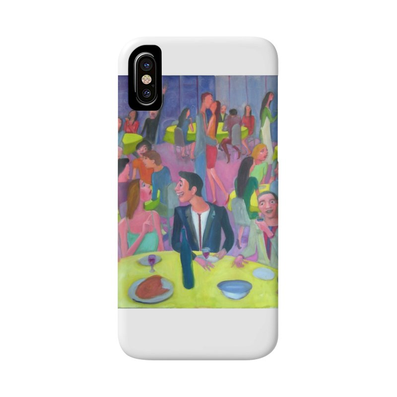 Reunion social 10 Accessories Phone Case by diegomanuel's Artist Shop