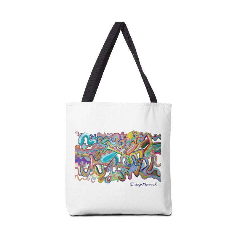 Summer composition 1 Accessories Bag by Diego Manuel Rodriguez Artist Shop