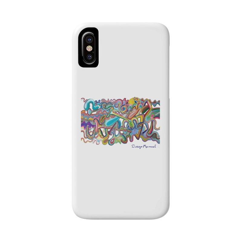 Summer composition 1 Accessories Phone Case by diegomanuel's Artist Shop