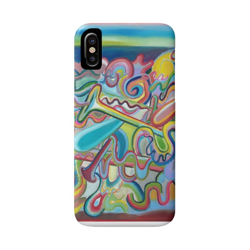 Composición verano 1 Accessories Phone Case by diegomanuel's Artist Shop