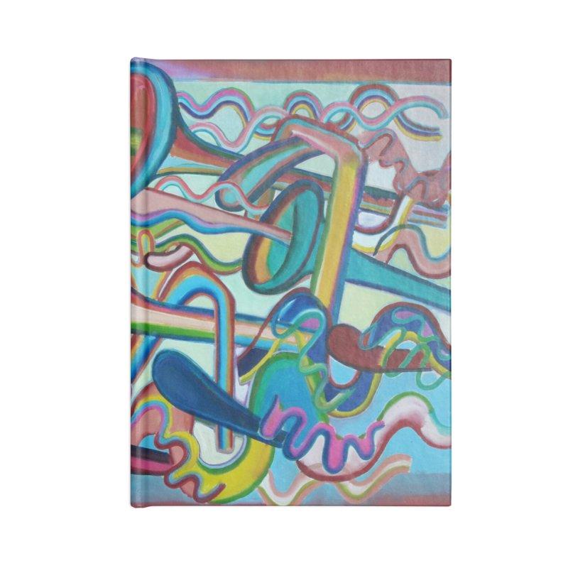 Composición verano 2 Accessories Notebook by diegomanuel's Artist Shop