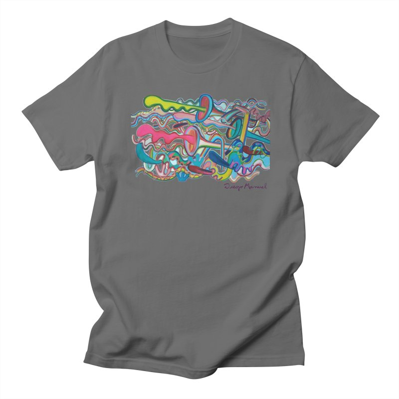 Summer composition 2 Women's T-Shirt by Diego Manuel Rodriguez Artist Shop