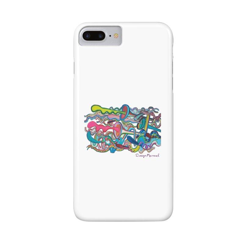 Summer composition 2 Accessories Phone Case by Diego Manuel Rodriguez Artist Shop