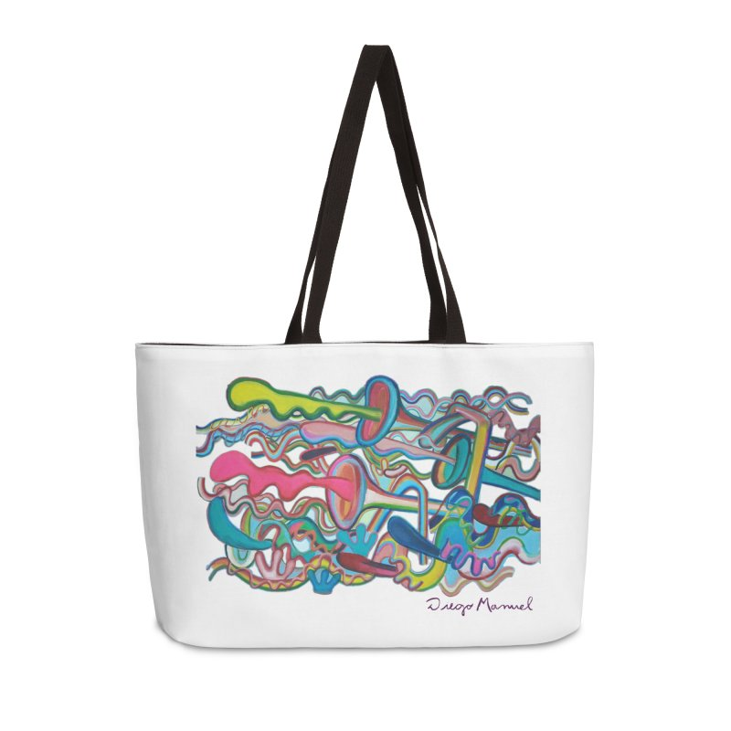 Summer composition 2 Accessories Weekender Bag Bag by diegomanuel's Artist Shop