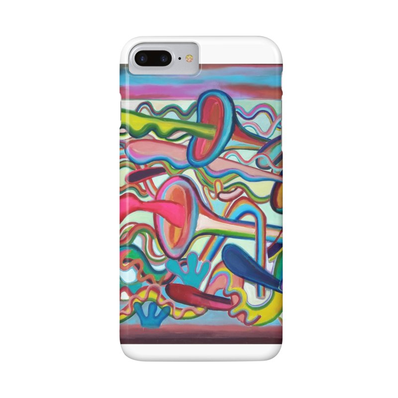 Composición verano 2 Accessories Phone Case by diegomanuel's Artist Shop