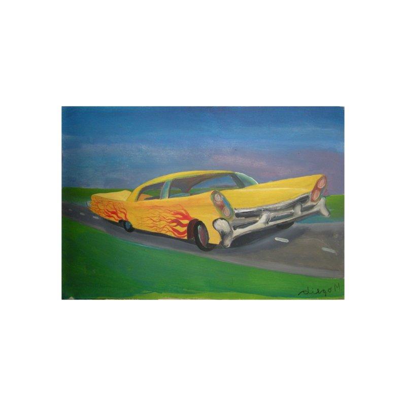 Auto de colección 1 by diegomanuel's Artist Shop