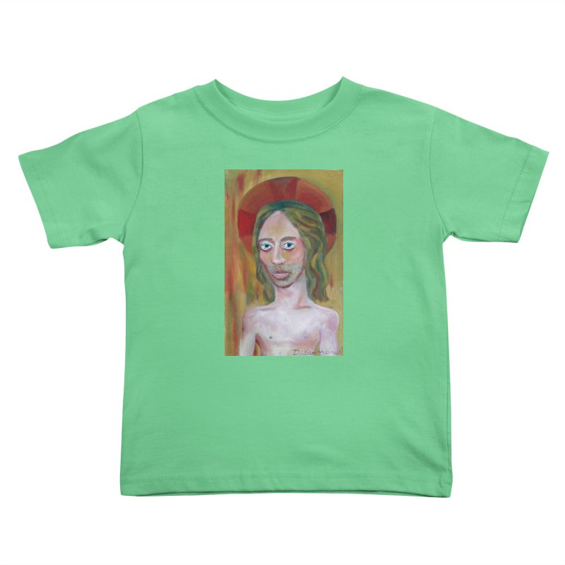 Jesús Kids Toddler T-Shirt by diegomanuel's Artist Shop