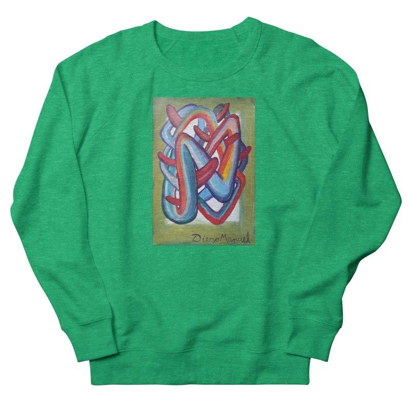 Formas en el espacio 8 Women's Sweatshirt by Diego Manuel Rodriguez Artist Shop