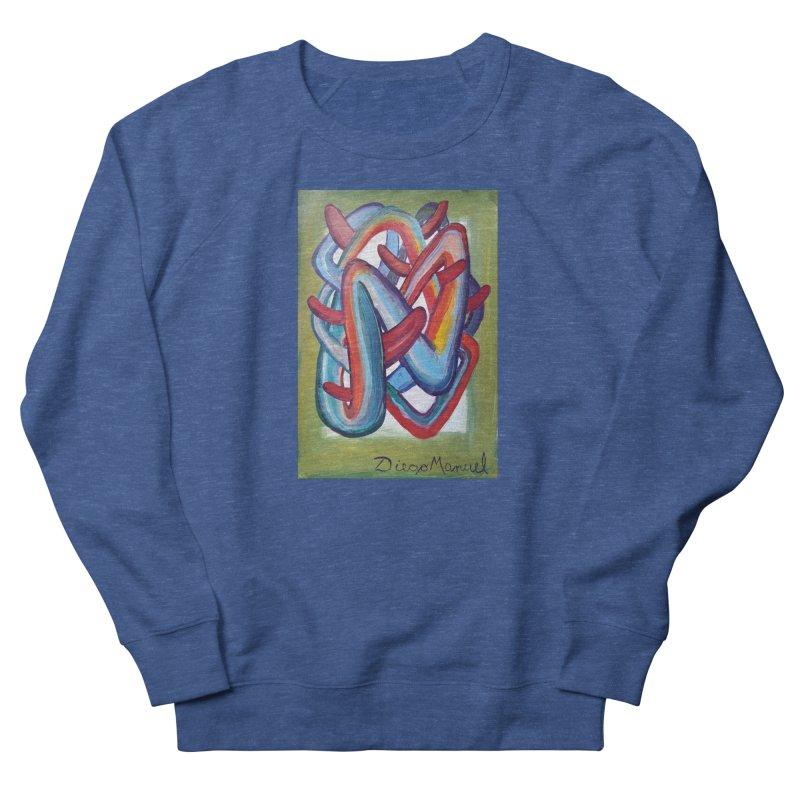 Formas en el espacio 8 Men's Sweatshirt by Diego Manuel Rodriguez Artist Shop