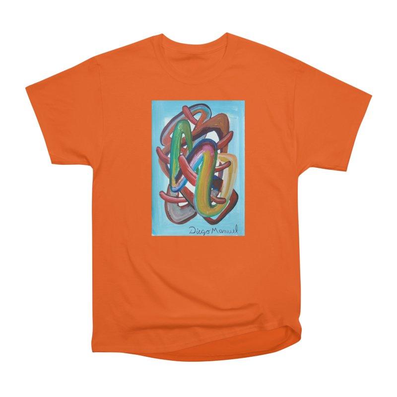 Formas en el espacio 7 Women's T-Shirt by Diego Manuel Rodriguez Artist Shop