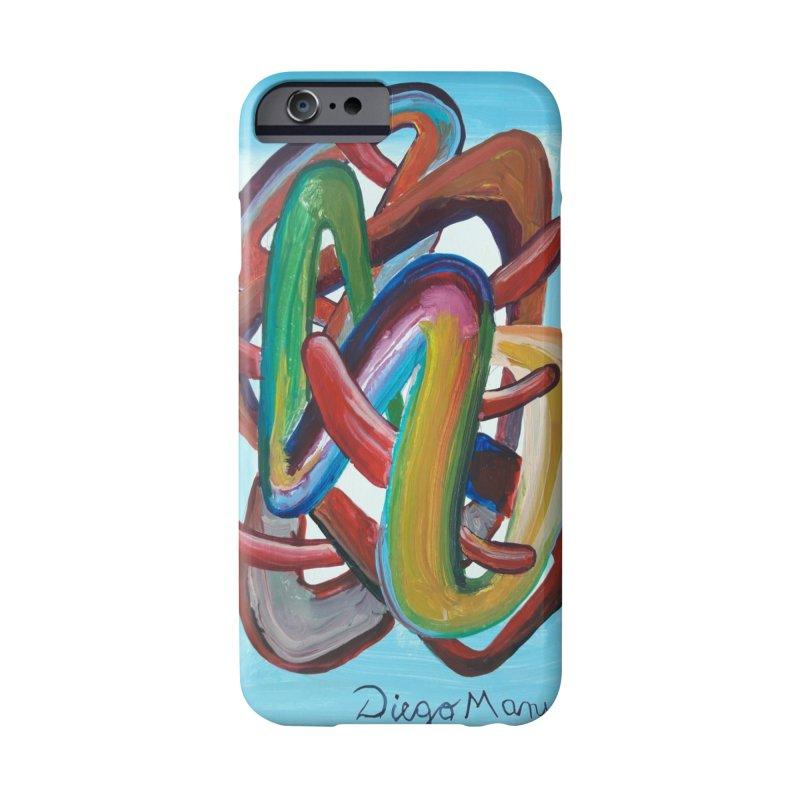 Formas en el espacio 7 Accessories Phone Case by Diego Manuel Rodriguez Artist Shop