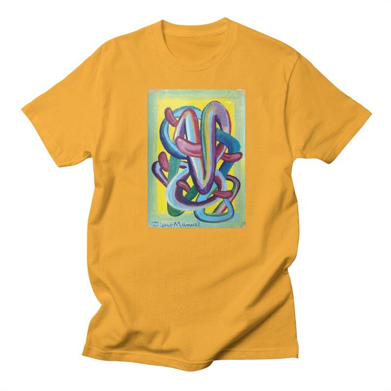 Formas en el espacio 6 Women's Unisex T-Shirt by diegomanuel's Artist Shop