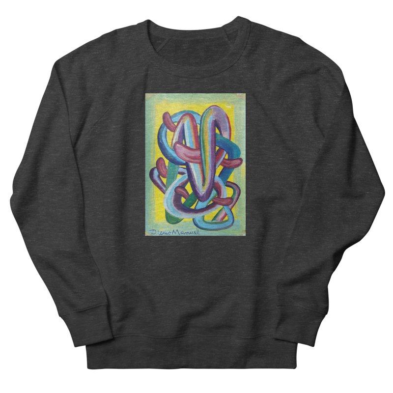 Formas en el espacio 6 Men's Sweatshirt by diegomanuel's Artist Shop