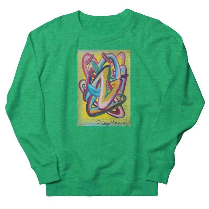 Formas en el espacio 5 Women's Sweatshirt by Diego Manuel Rodriguez Artist Shop