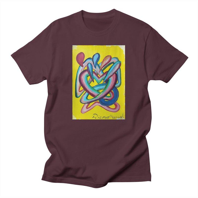 Formas en el espacio 4 Women's T-Shirt by Diego Manuel Rodriguez Artist Shop