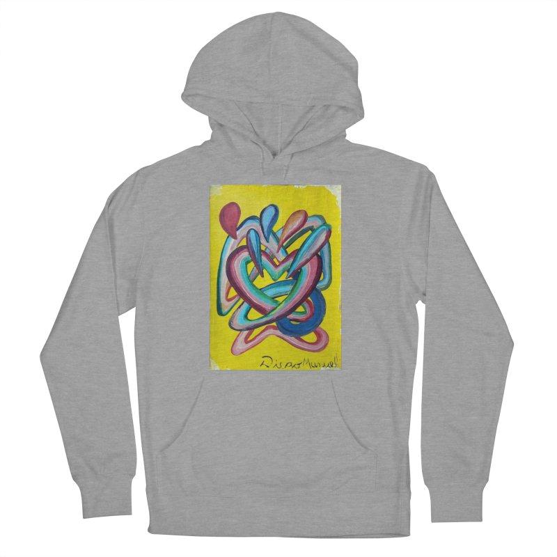 Formas en el espacio 4 Men's Pullover Hoody by diegomanuel's Artist Shop