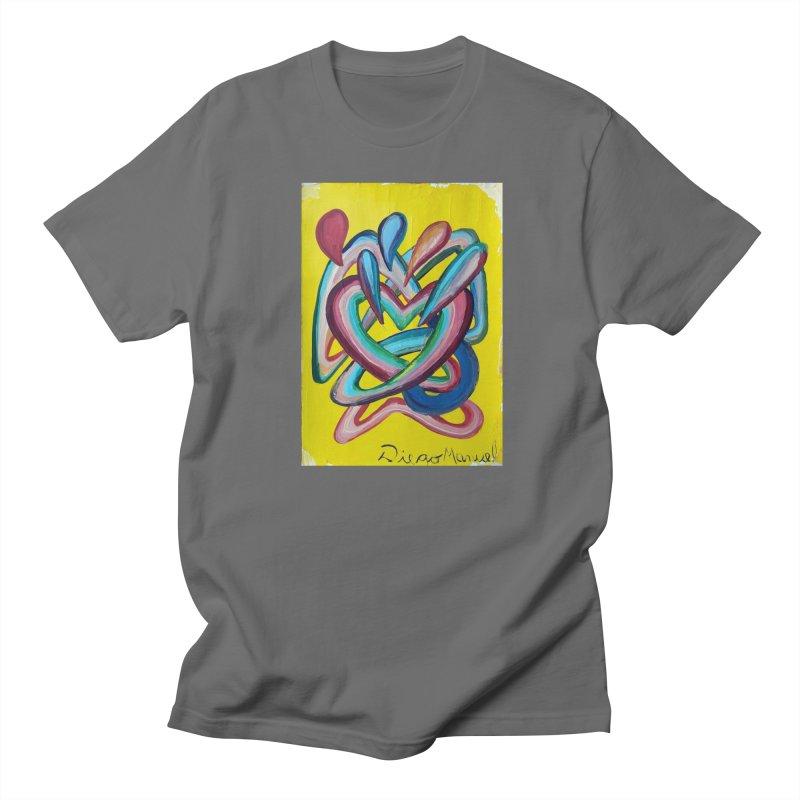 Formas en el espacio 4 Men's T-Shirt by diegomanuel's Artist Shop