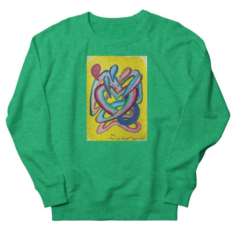 Formas en el espacio 4 Women's Sweatshirt by Diego Manuel Rodriguez Artist Shop
