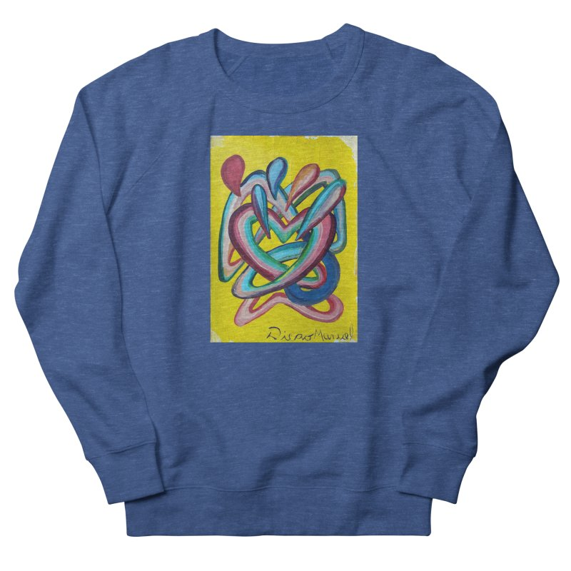 Formas en el espacio 4 Men's Sweatshirt by diegomanuel's Artist Shop