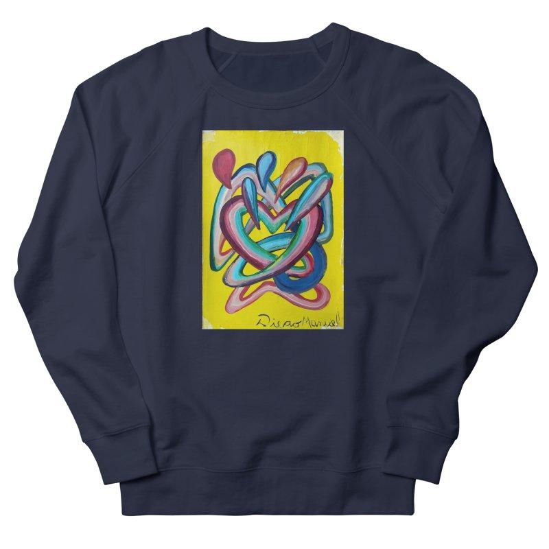 Formas en el espacio 4 Men's Sweatshirt by Diego Manuel Rodriguez Artist Shop