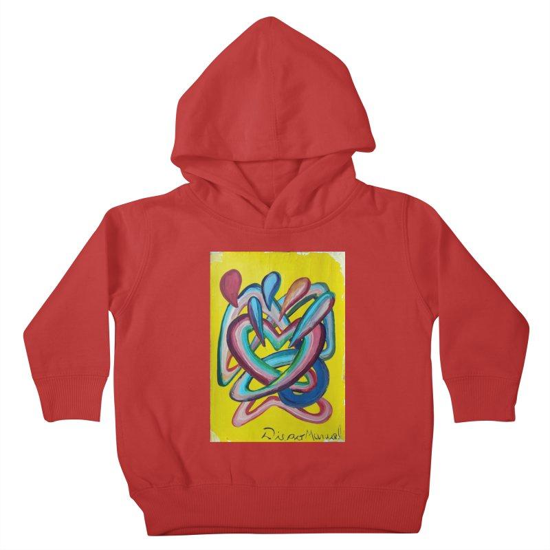 Formas en el espacio 4 Kids Toddler Pullover Hoody by diegomanuel's Artist Shop