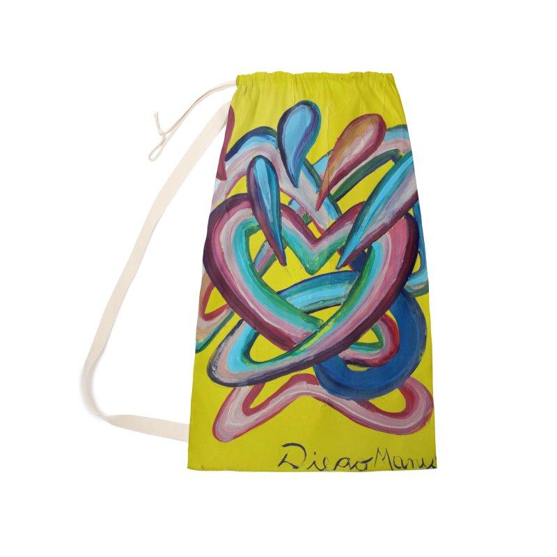 Formas en el espacio 4 Accessories Bag by Diego Manuel Rodriguez Artist Shop