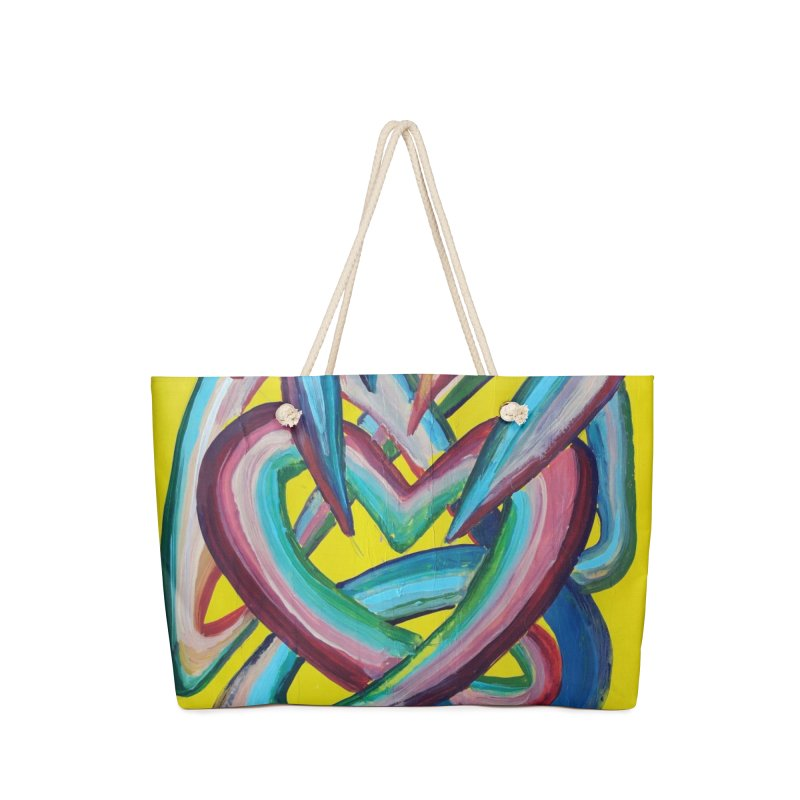 Formas en el espacio 4 Accessories Bag by Diego Manuel Rodriguez Artist Shop