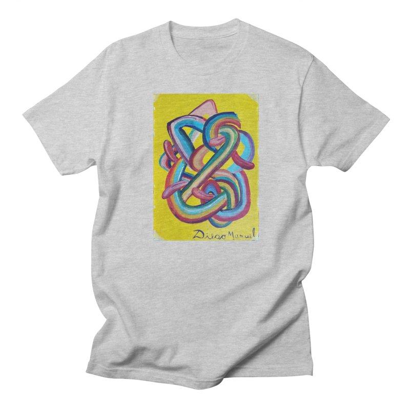 Formas en el espacio 3 Men's T-shirt by diegomanuel's Artist Shop