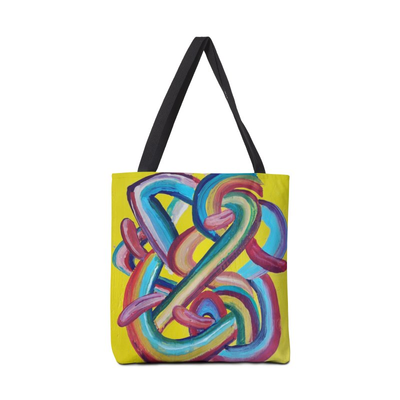 Formas en el espacio 3 Accessories Tote Bag Bag by diegomanuel's Artist Shop