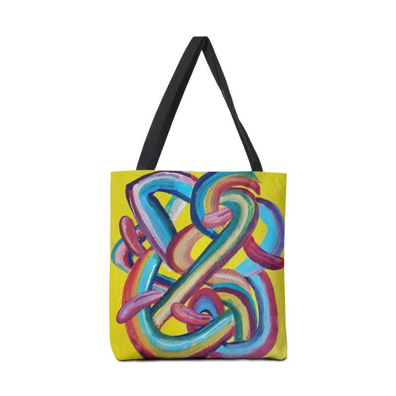 Formas en el espacio 3 Accessories Bag by Diego Manuel Rodriguez Artist Shop