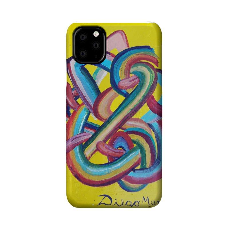 Formas en el espacio 3 Accessories Phone Case by Diego Manuel Rodriguez Artist Shop