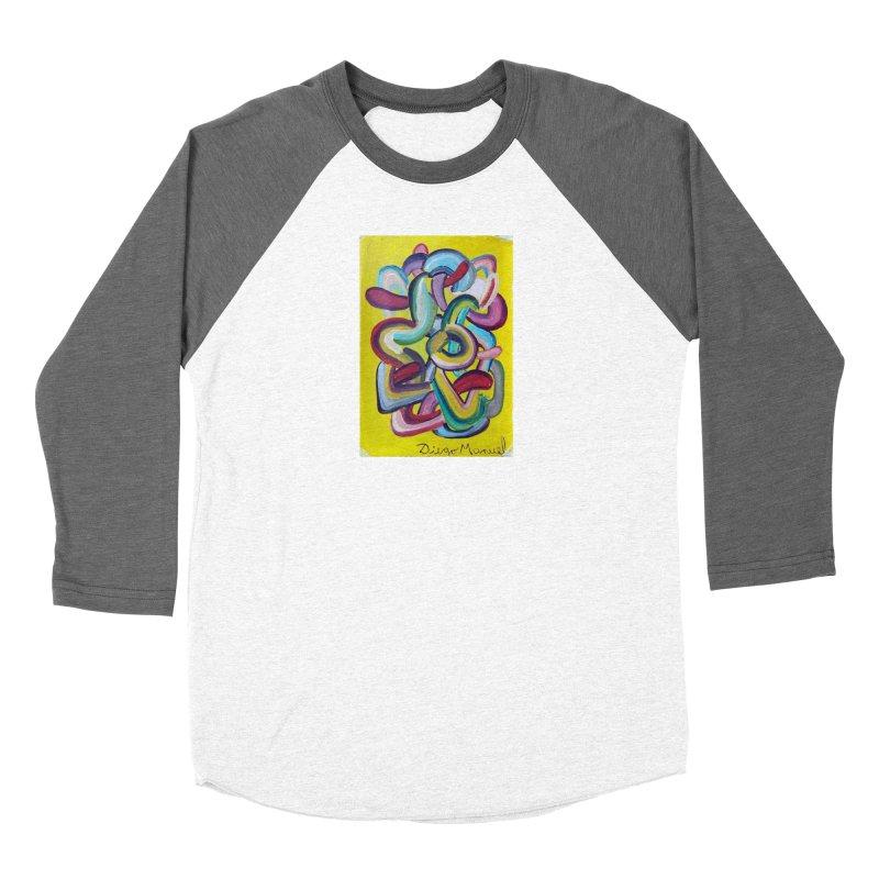 Formas en el espacio 2 Women's Longsleeve T-Shirt by Diego Manuel Rodriguez Artist Shop