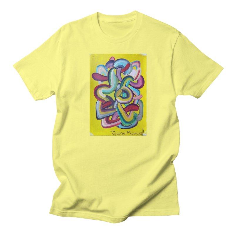 Formas en el espacio 2 Women's Unisex T-Shirt by diegomanuel's Artist Shop
