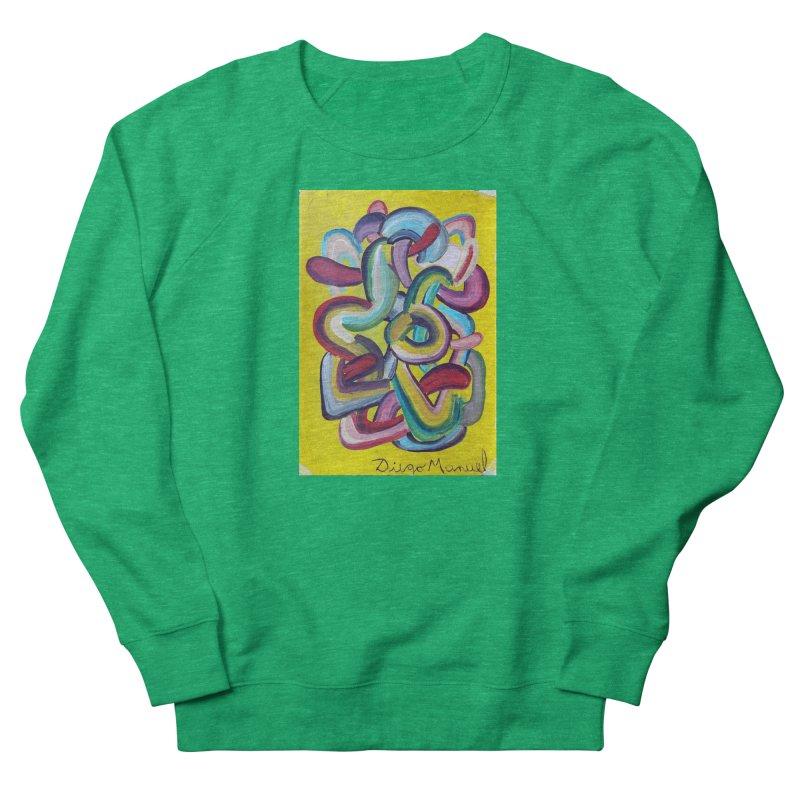 Formas en el espacio 2 Women's Sweatshirt by Diego Manuel Rodriguez Artist Shop