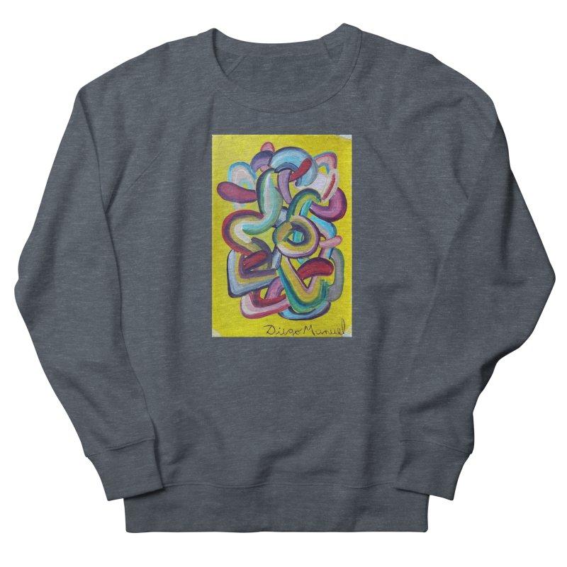 Formas en el espacio 2 Women's Sweatshirt by diegomanuel's Artist Shop