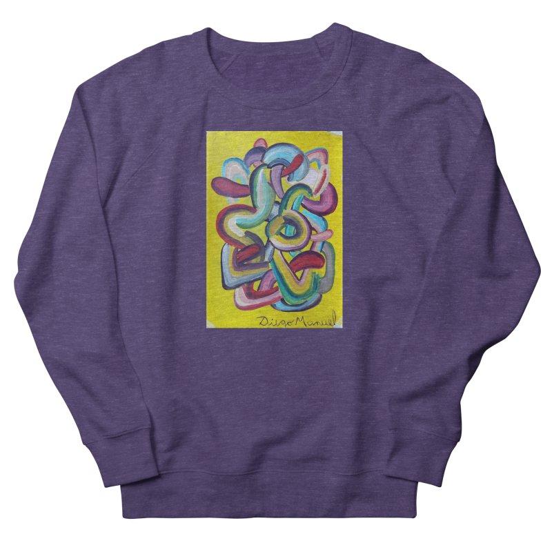 Formas en el espacio 2 Men's Sweatshirt by diegomanuel's Artist Shop