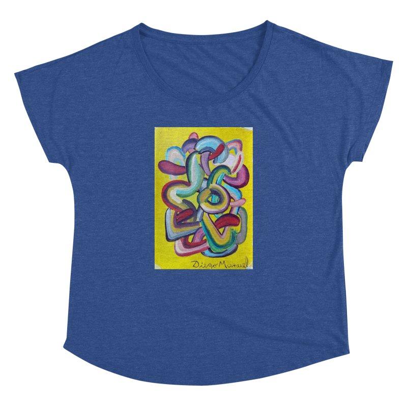 Formas en el espacio 2 Women's Dolman by diegomanuel's Artist Shop