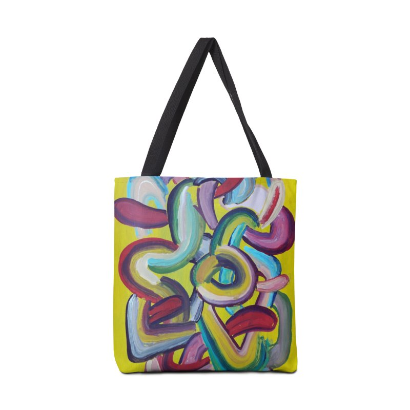 Formas en el espacio 2 Accessories Tote Bag Bag by diegomanuel's Artist Shop