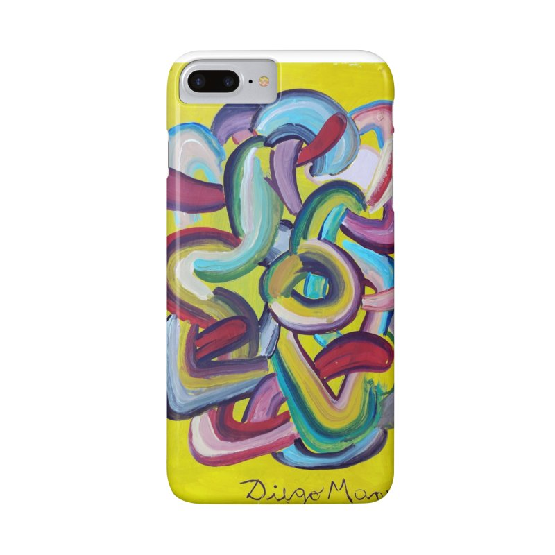 Formas en el espacio 2 Accessories Phone Case by diegomanuel's Artist Shop
