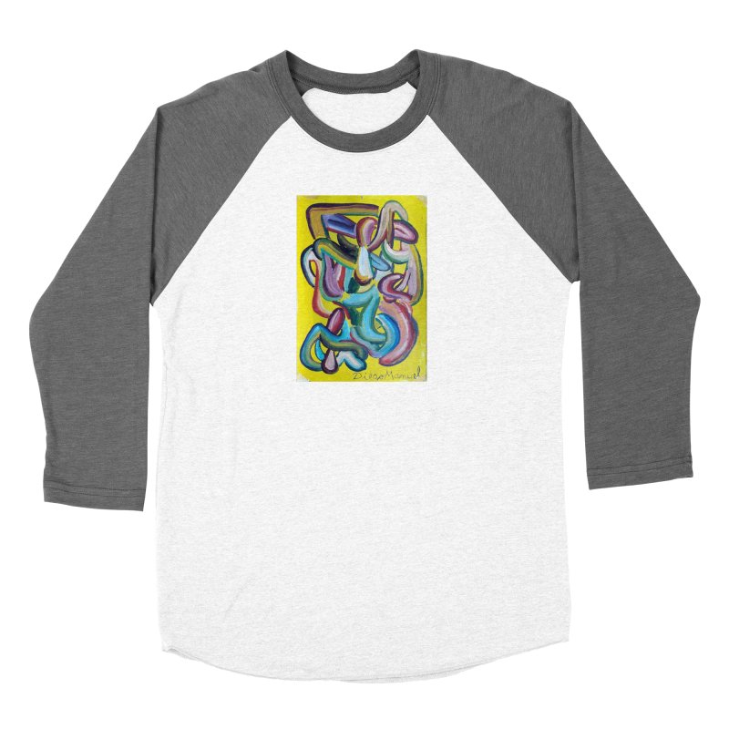 Formas en el espacio 1 Women's Longsleeve T-Shirt by Diego Manuel Rodriguez Artist Shop