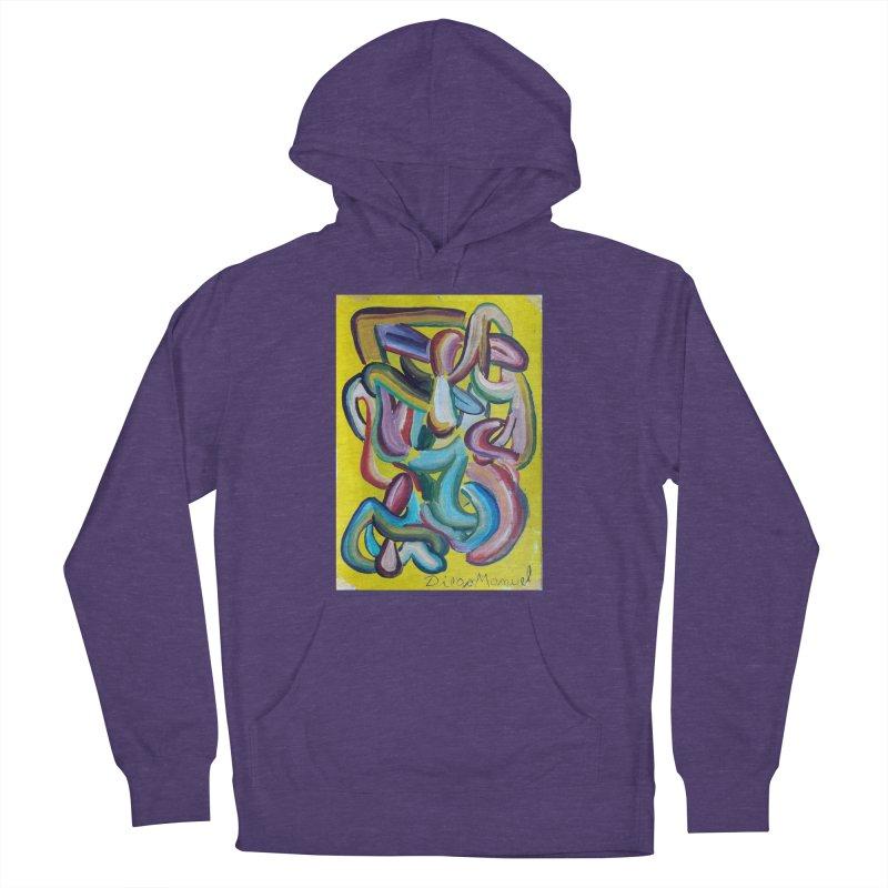 Formas en el espacio 1 Men's Pullover Hoody by diegomanuel's Artist Shop