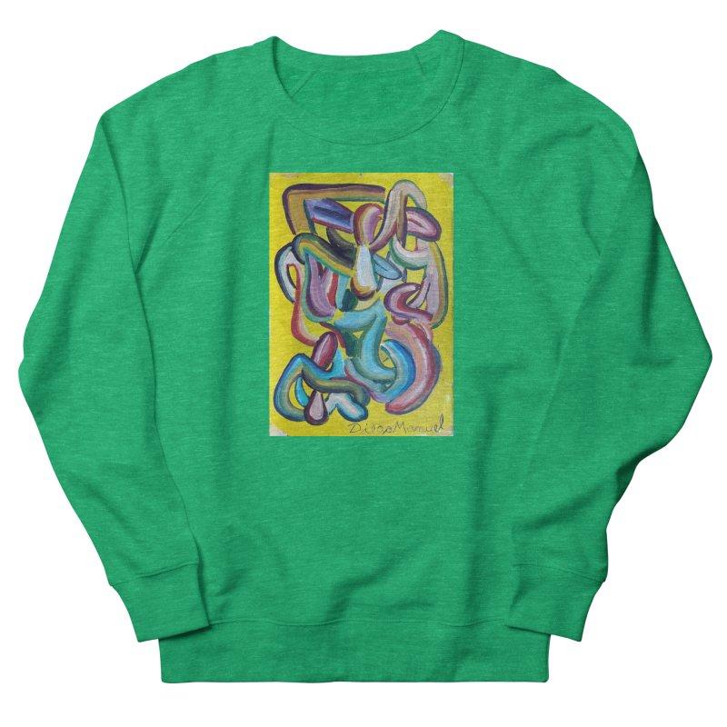Formas en el espacio 1 Women's Sweatshirt by Diego Manuel Rodriguez Artist Shop
