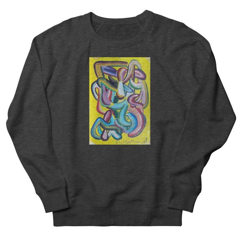 Formas en el espacio 1 Men's Sweatshirt by diegomanuel's Artist Shop