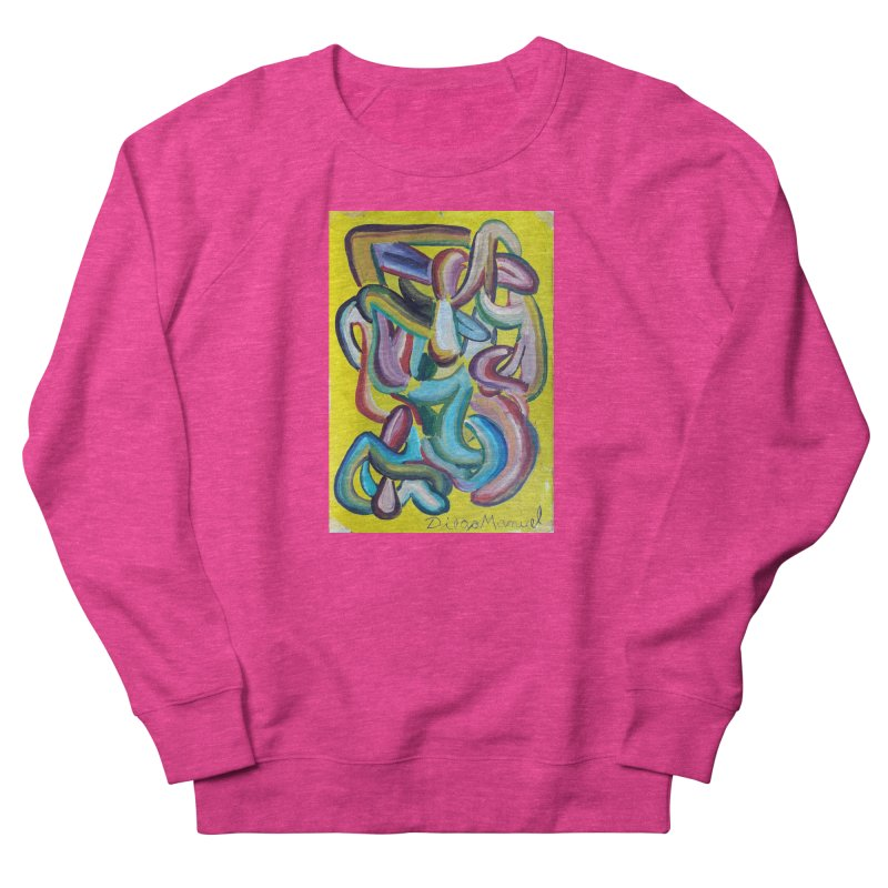 Formas en el espacio 1 Men's Sweatshirt by Diego Manuel Rodriguez Artist Shop