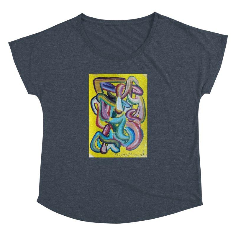 Formas en el espacio 1 Women's Dolman by diegomanuel's Artist Shop