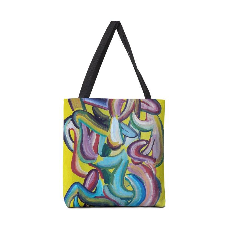 Formas en el espacio 1 Accessories Bag by diegomanuel's Artist Shop