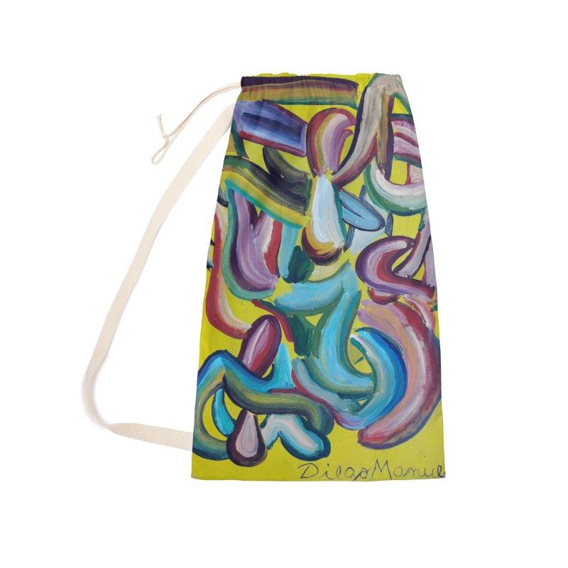 Formas en el espacio 1 Accessories Bag by Diego Manuel Rodriguez Artist Shop
